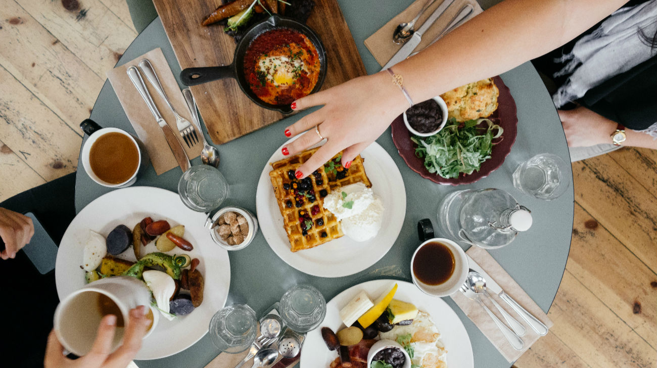 How to plan any catering event like a pro