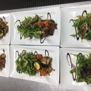 Eloquently Displayed Healthy and Organic Meals Catered in Brisbane - Willes Fine Foods