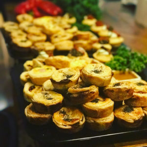 Willes Fine Foods Catering Brisbane - finger foods