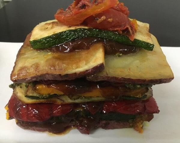 Willes Fine Foods Vegetable Lasagna Meal - Bulimba Cafe